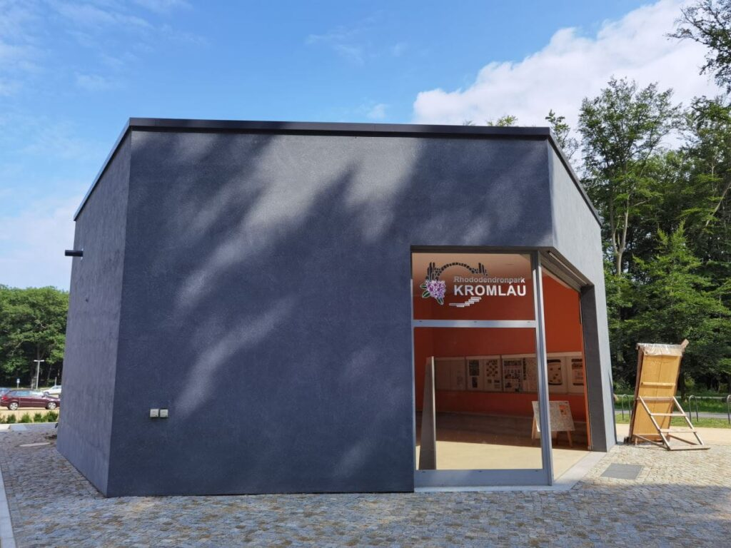 Kromlauer Park Infozentrum